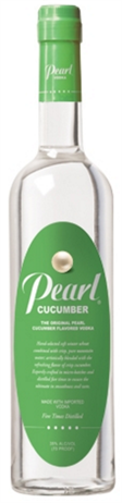 Pearl Vodka Cucumber